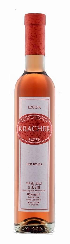 Kracher Beerenauslese Red Roses 2015 edelsüß