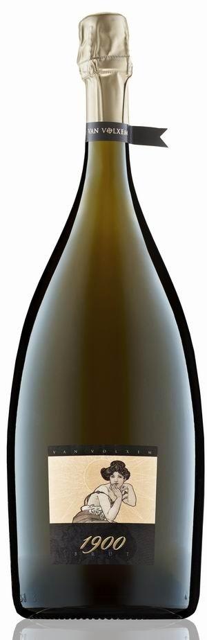 Weingut van Volxem 1900 Riesling-Sekt 2011 Brut Magnum