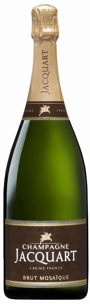 Champagner Jacquart Brut Mosaique Magnum