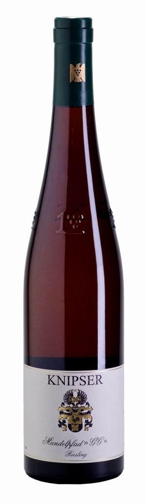 Weingut Knipser Riesling Mandelpfad 2015 trocken VDP Großes Gewächs