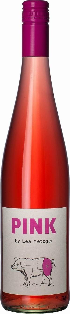 Weingut Metzger Pink Rosé Qualitätswein 2017 halbtrocken