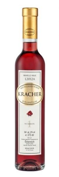 Kracher Trockenbeerenauslese No. 1 Rosenmuskateller 2012 Nouvelle Vague edelsüß