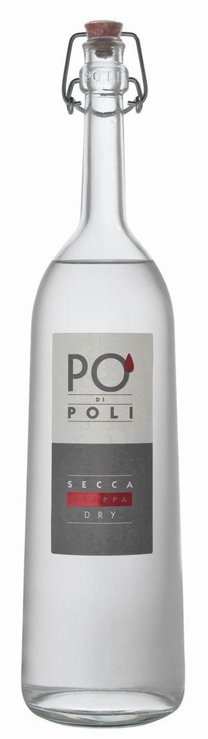 Jacopo Poli Grappa Po' di Poli Secca (Merlot)