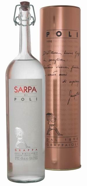 Jacopo Poli Grappa Sarpa di Poli