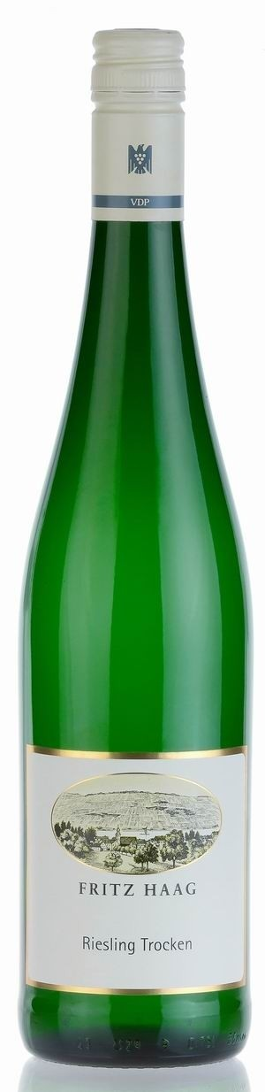 Fritz Haag Riesling Qualitätswein 2017 trocken