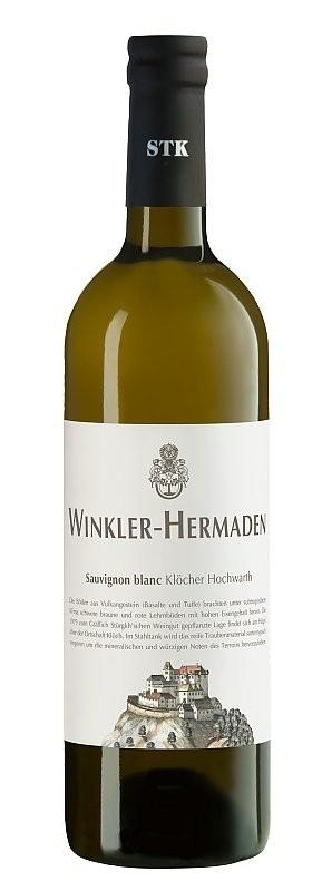 Weingut Winkler-Hermaden Bio Sauvignon Blanc Klöcher Hochwarth 2014 trocken