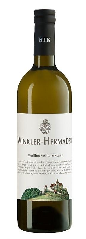 Weingut Winkler-Hermaden Bio Morillon Steirische Klassik STK 2017 trocken