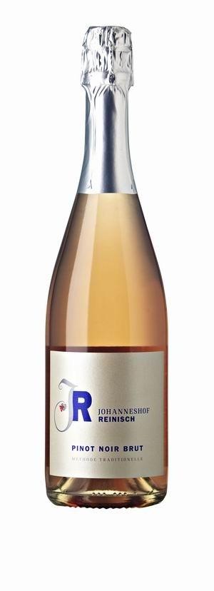 Weingut Johanneshof Reinisch Pinot Noir Rosé-Sekt 2013 brut