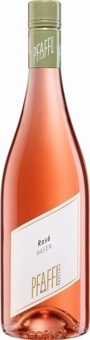 Weingut Pfaffl Rosé Hasen 2017 trocken