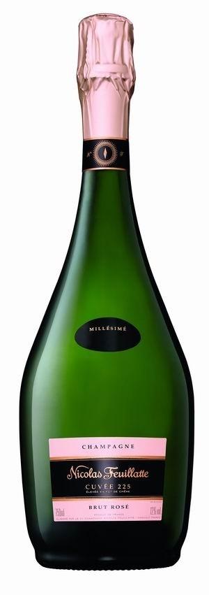 Champagner Nicolas Feuillatte Cuvée 225 Rosé Vintage 2006