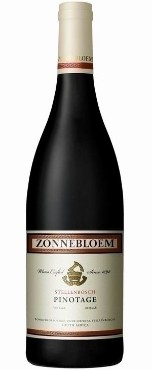 Zonnebloem Pinotage 2015 trocken