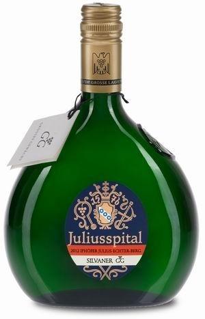 Juliusspital Iphöfer Julius-Echter-Berg Silvaner 2009 trocken VDP Großes Gewächs