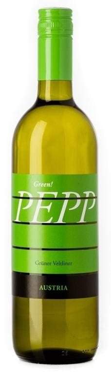 Weingut Ewald Gruber Grüner Veltliner Green PEPP 2017 trocken