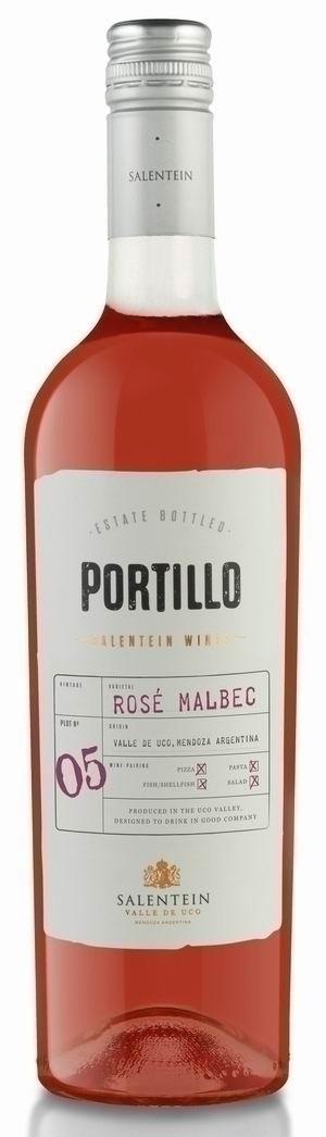 Bodegas Salentein Portillo Malbec Rosé 2018 trocken