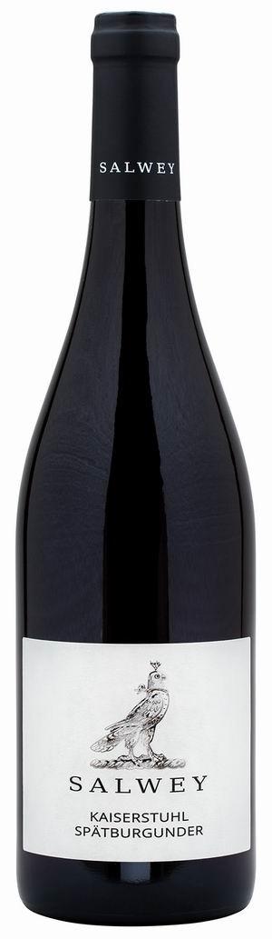 Salwey Spätburgunder Rotwein Kaiserstuhl 2015 QbA trocken