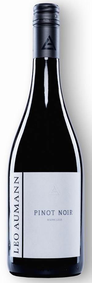 Weingut Leopold Aumann Pinot Noir Reserve 2015 trocken