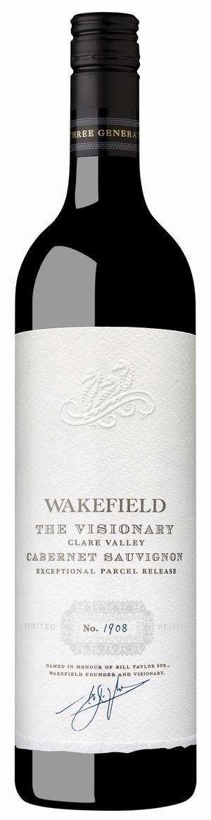 Wakefield The Visionary Cabernet Sauvignon 2013 trocken