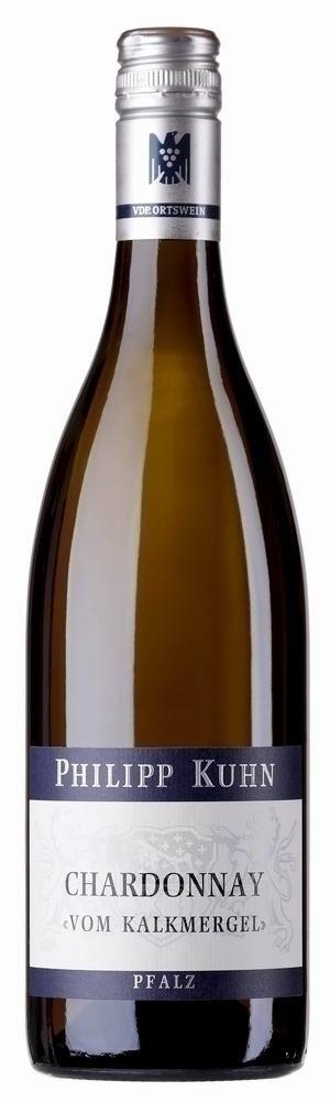 Weingut Philipp Kuhn Chardonnay vom Kalkmergel 2018 trocken VDP Ortswein