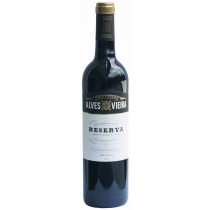 Alves Vieira Red Alves Vieira Reserva 2015 trocken