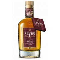 SLYRS Single Malt Whisky Portwein Lantenhammer 0,35 L 46 %