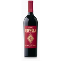 Francis Ford Coppola Diamond Collection Zinfandel Red Label 2014 trocken