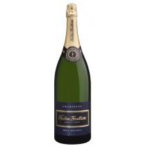 Champagner Nicolas Feuillatte Brut Reserve Großflasche JEROBOAM