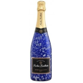 Champagner Nicolas Feuillatte Reserve Exclusive Sonderedition Sleeve Enchantement