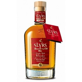 SLYRS Single Malt Whisky Marsala Lantenhammer 0,35 L 46 %