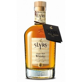 SLYRS Classic Bavarian Single Malt Whisky Lantenhammer 0,35 L 43 %