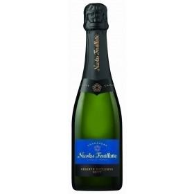 Champagner Nicolas Feuillatte Brut Reserve halbe Flasche