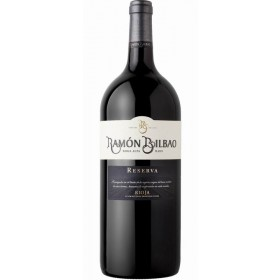 Bodegas Ramon Bilbao Reserva Tempranillo Magnum DOCa Rioja 2014 trocken
