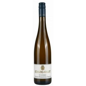 Weingut Kühling-Gillot Qvinterra Grauburgunder 2016 trocken VDP Gutswein Biowein