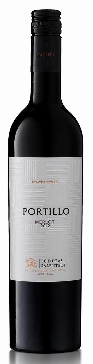 Bodegas Salentein Portillo Merlot 2016 trocken