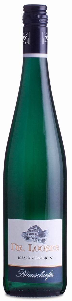 Dr. Loosen Blauschiefer Riesling Qualitätswein 2019 trocken VDP Gutswein