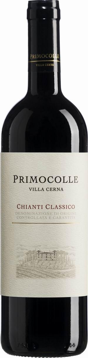 Villa Cerna Primocolle Chianti Classico DOCG 2017 trocken