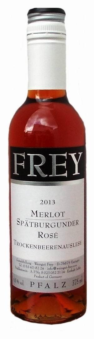 Weingut Frey Merlot / Spätburgunder Rosé Beerenauslese 2016 edelsüß