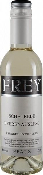 Weingut Frey Scheurebe Beerenauslese 2016 edelsüß
