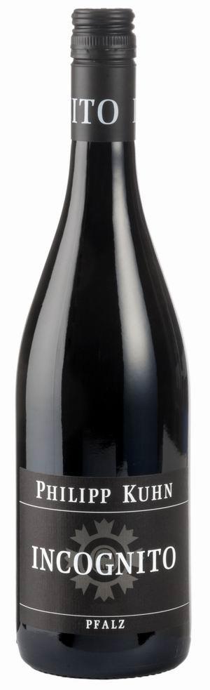 Weingut Philipp Kuhn Incognito Rotwein Cuvée 2016 trocken