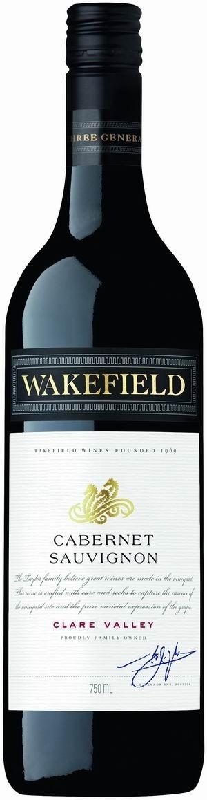 Wakefield Cabernet Sauvignon Clare Valley 2016 trocken