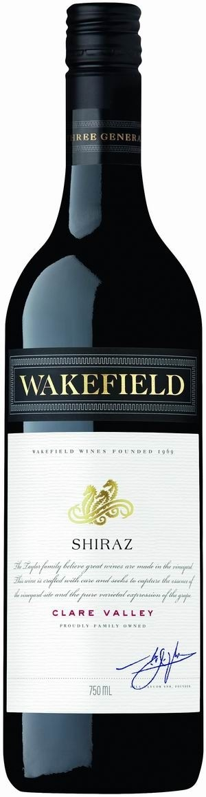 Wakefield Shiraz Clare Valley 2017 trocken