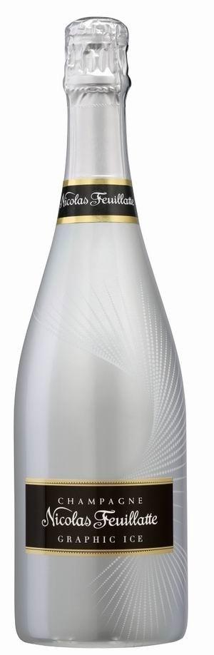 Champagner Nicolas Feuillatte Graphic ICE BLANC