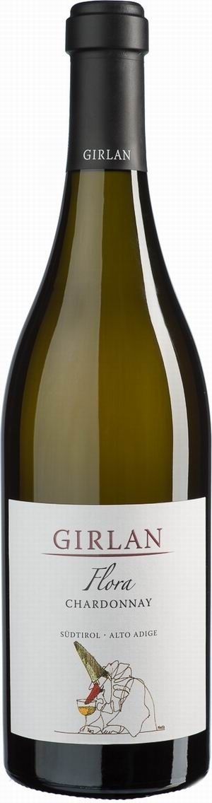 Kellerei Girlan Chardonnay Flora DOC 2014 Magnum trocken