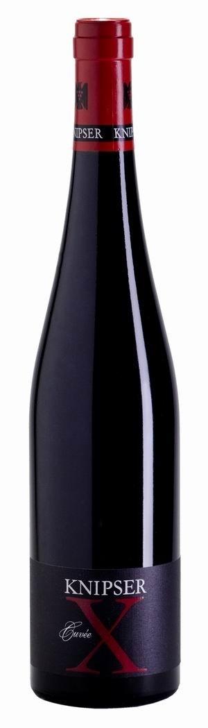 Weingut Knipser Rotwein-Cuvée X 2012 trocken