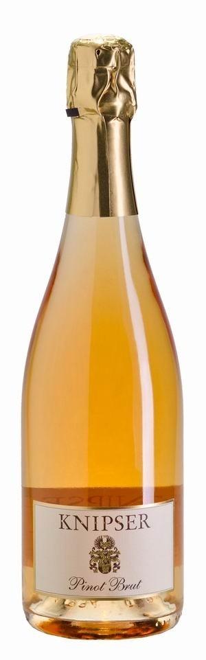 Weingut Knipser Pinot Rosé Sekt Brut Nature