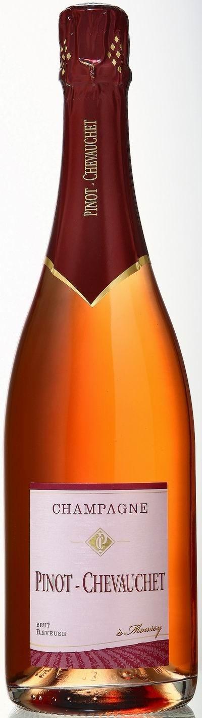 Champagner Pinot Chevauchet Cuveé Joyeuse Brut Rosé