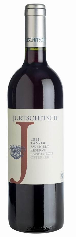 Weingut Jurtschitsch Zweigelt Tanzer Reserve 2011 trocken