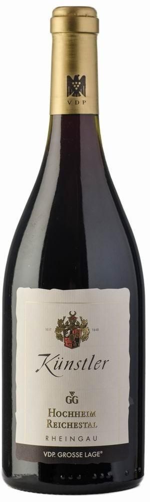 Weingut Künstler Hochheimer Reichestal Spätburgunder 2012 trocken VDP Großes Gewächs