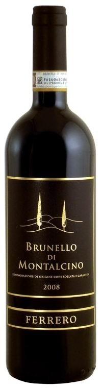 Ferrero Brunello di Montalcino DOCG 2010 trocken