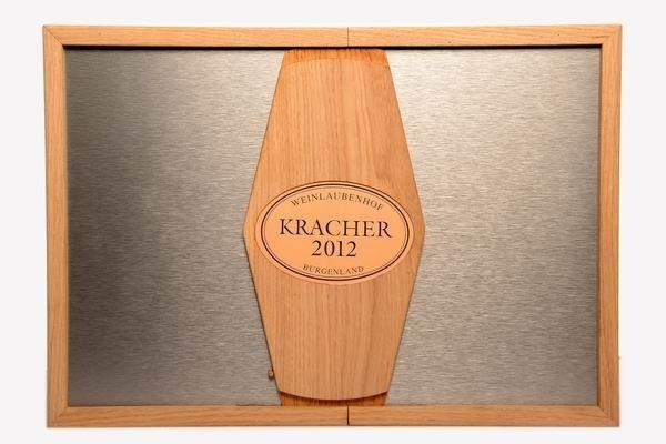 Kracher Trockenbeerenauslese Kollektion 2012 No.1-9 edelsüß
