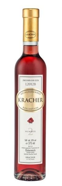 Kracher Trockenbeerenauslese No. 2 Rosenmuskateller 2012 Zwischen den Seen edelsüß